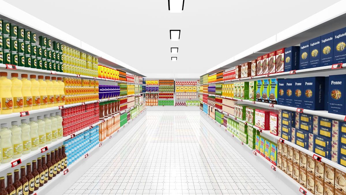 Supermarket Psychology For Your Stores Entrances Layout