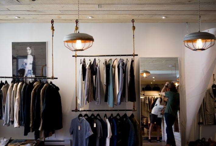 shopfitting for retail stores