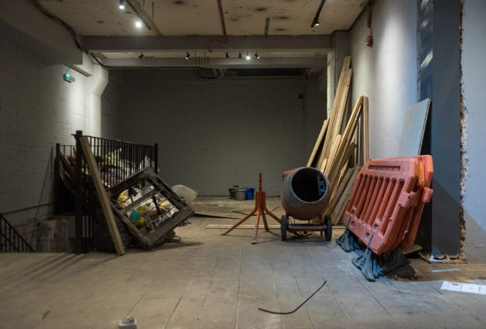 renovation for shop fit out design