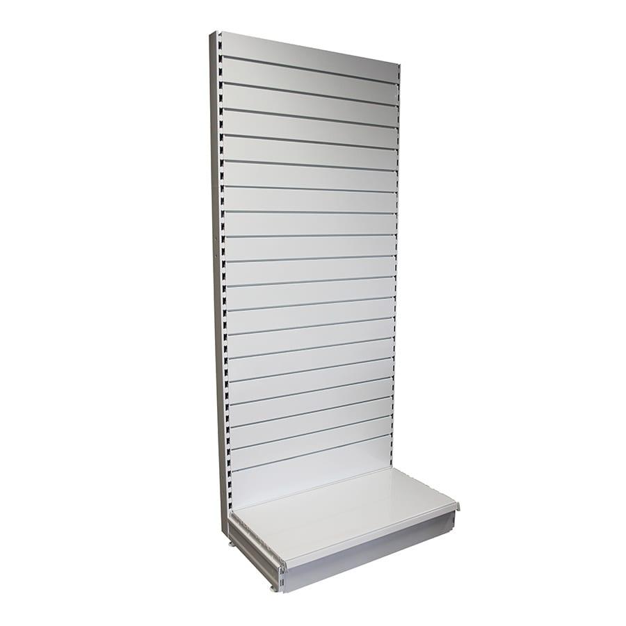 665mm-single-sided-starter-bay-with-slatwall-back-panels-ap70015slat-300glw-1
