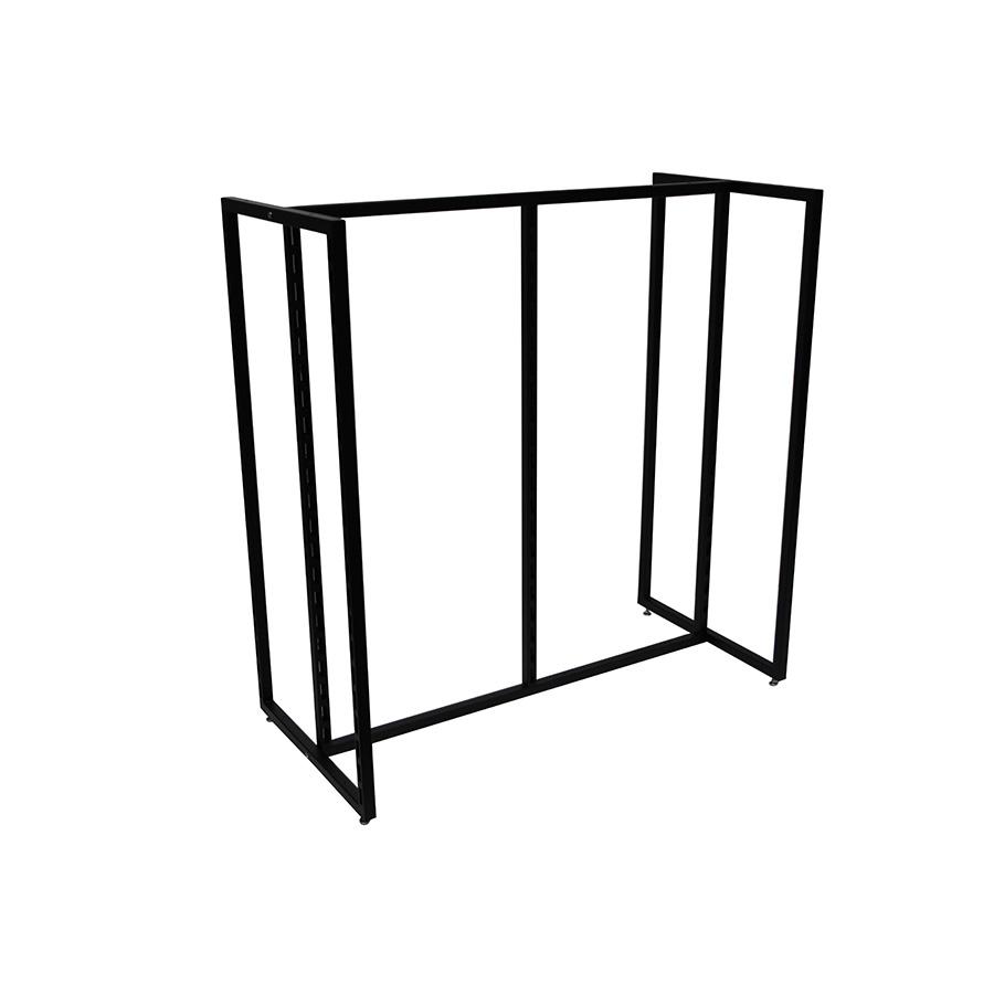 black-h-rack-gondola-frame-ap6955bk