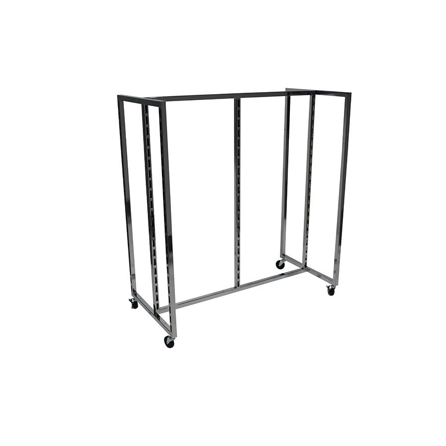 chrome-h-rack-gondola-frame-ap6955ch