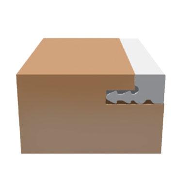 Laminate Protector Profile Square