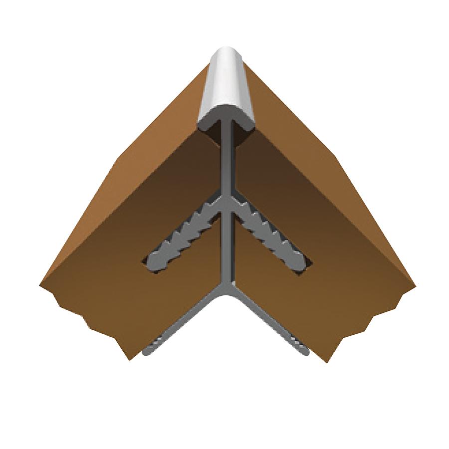 stickman-extrusion-5000m-90°-radius-corner-with-back-legs-ap8005