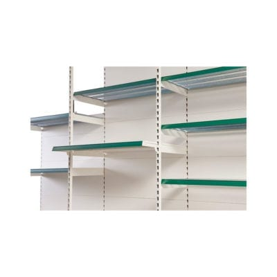 S-Mart Outrigger Shelving Components