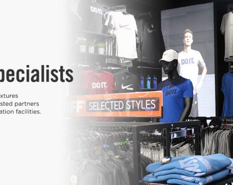 example retail display in australia