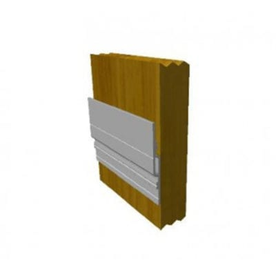 Concealed Panel Fixing - Split Batten