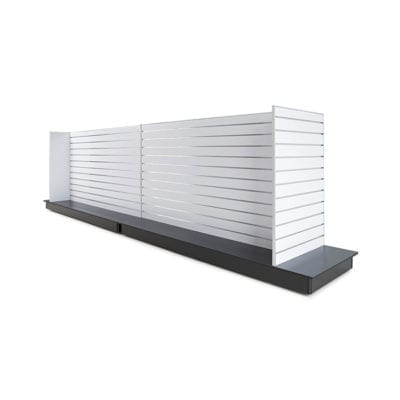 Slatwall Gondolas & Display Stands