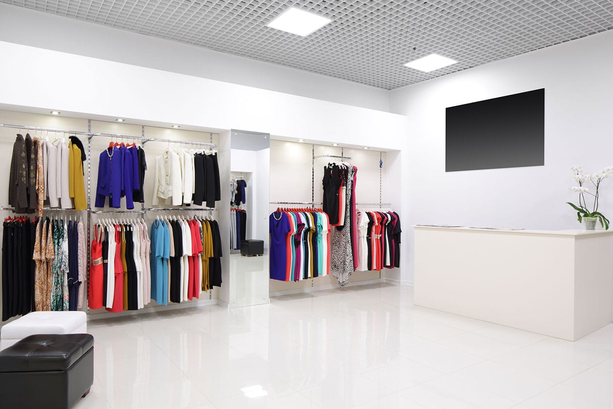 shop fittings available