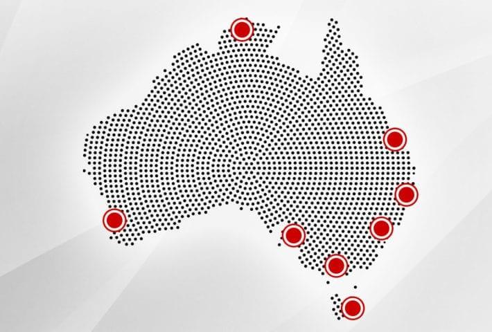 Shop fittings delivered australia wide