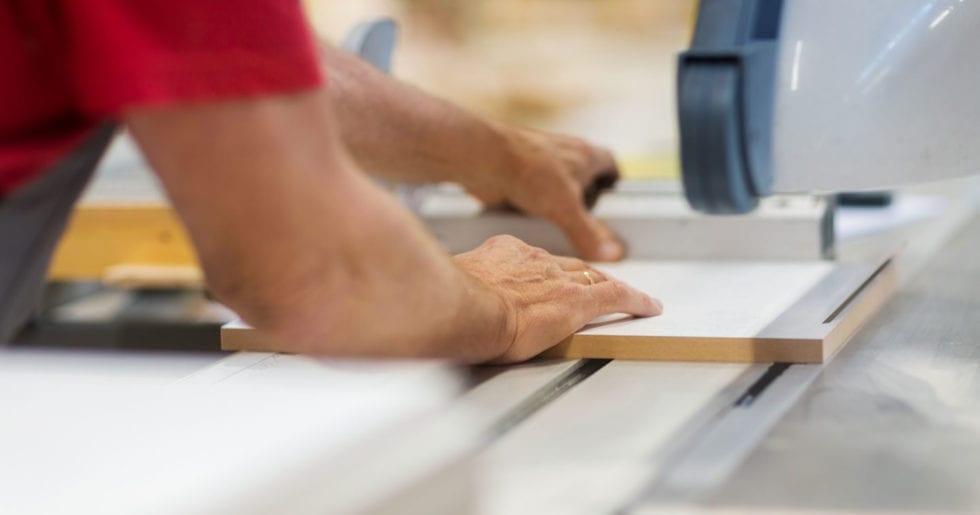woodworks for shopfitting company