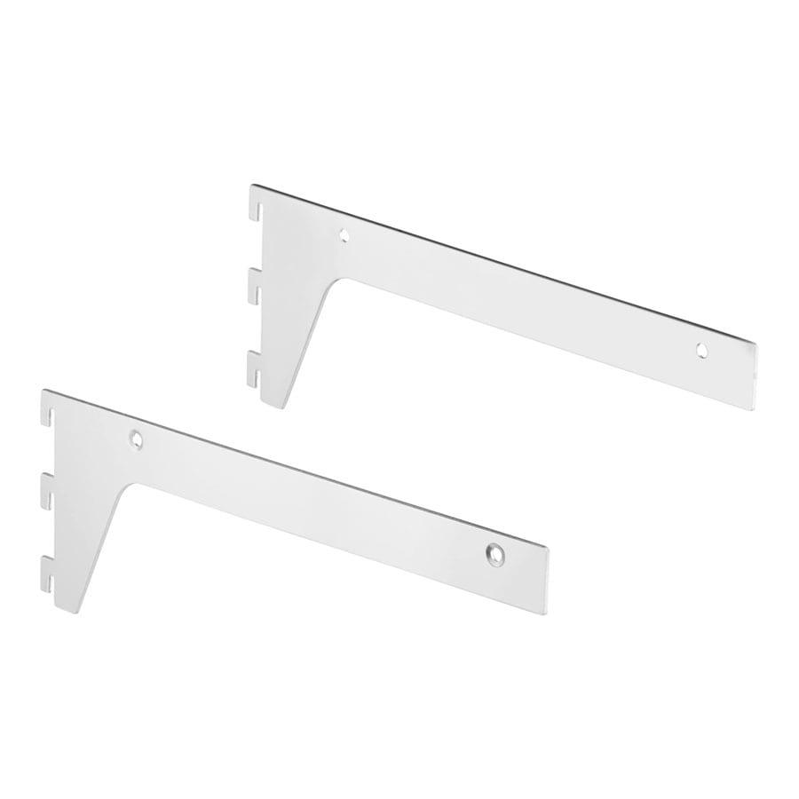 40mm Pitch Screw-On Shelf Bracket