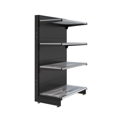 470mm cantilever style end bays