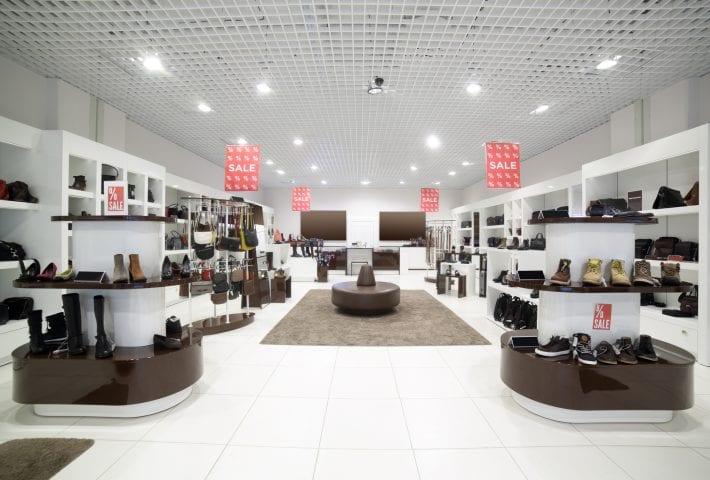 shop fitout design for store