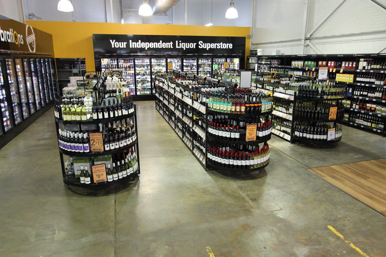 Liquor Store Shop Fitout