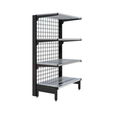 Single mesh 1500mm with shelves web