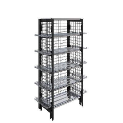 densed unit with shelf tray